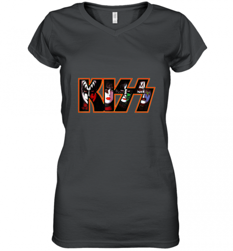 End Asia Of The Year Kiss Road America World Tour 2019 shirt Women's V-Neck T-Shirt