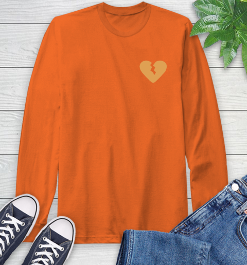 Marcus Lemonis broken heart Long Sleeve T-Shirt 5
