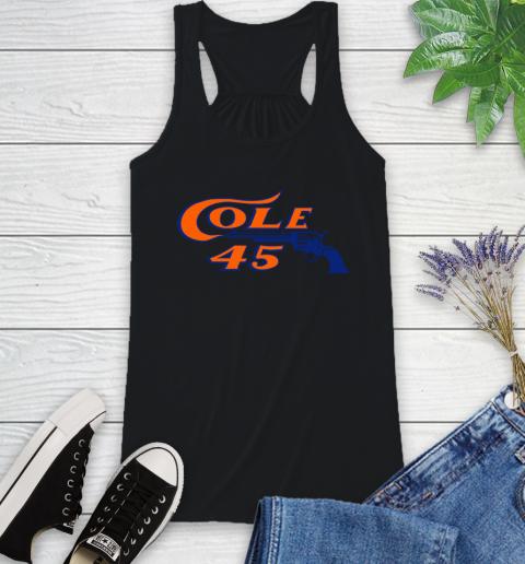 Cole 45 Racerback Tank 2