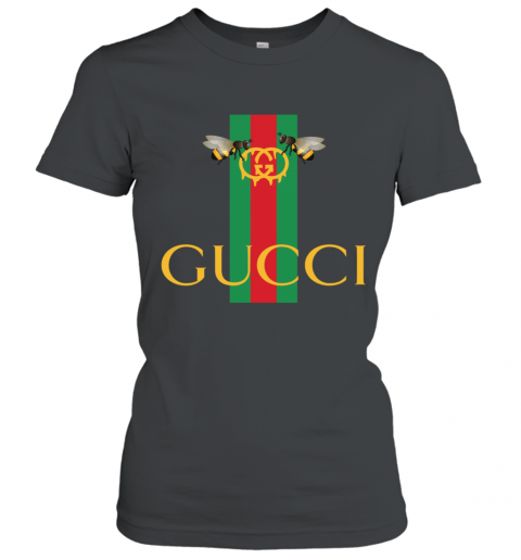 Gucci Bee Shirt Logo 2019 Women's T-Shirt