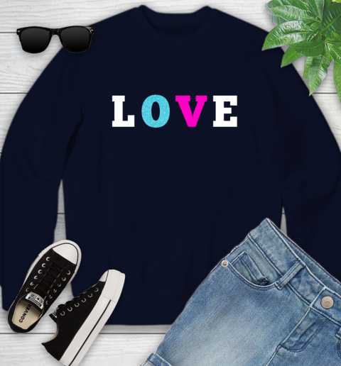 Love Shirt Savannah Guthrie Youth Sweatshirt 2