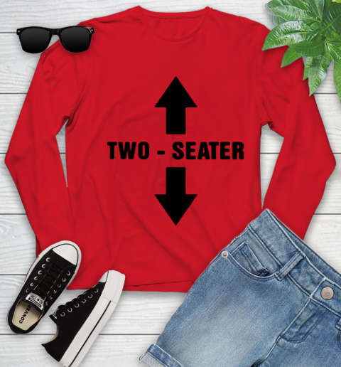 Two Seater Youth Long Sleeve 8