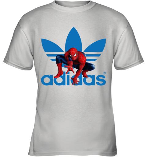 Adidas Spiderman Youth T-Shirt