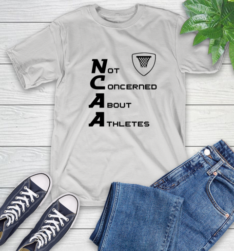 Not Concerned About Athletes T-Shirt