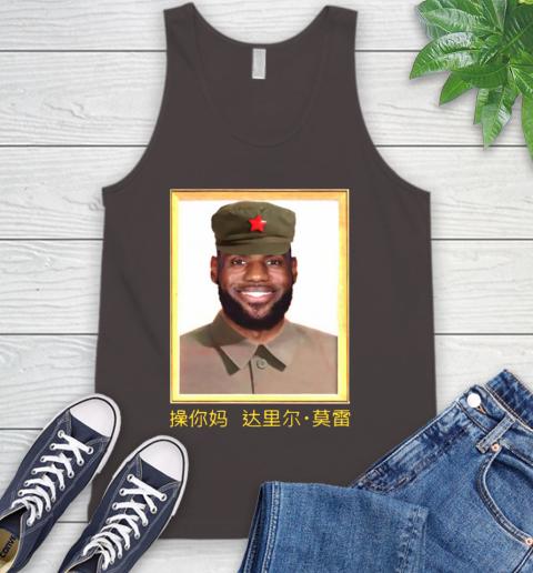 Barstool Lebron James China Tank Top 6