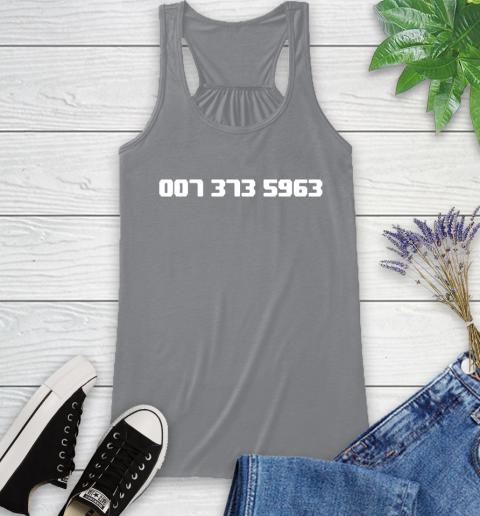 007 373 shirt Racerback Tank 4