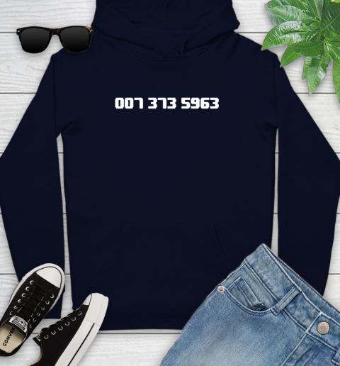 007 373 shirt Youth Hoodie 3