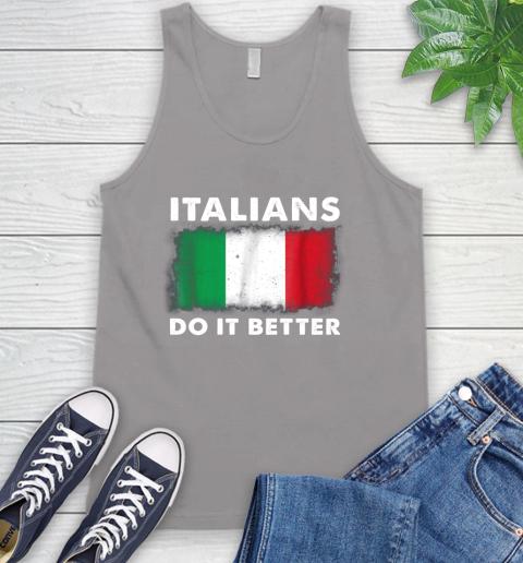 Italians Do It Better Tank Top 3