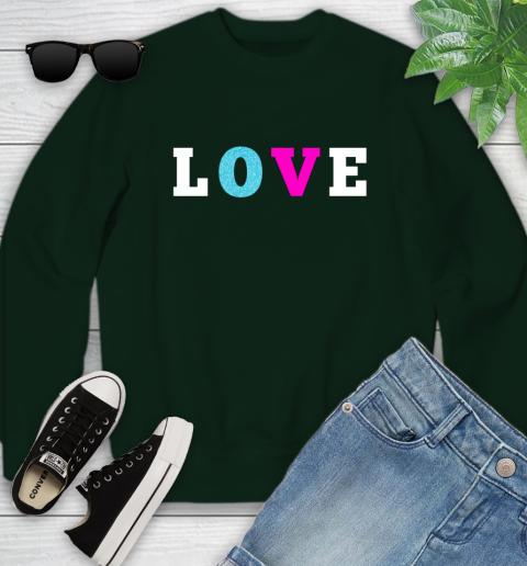 Love Shirt Savannah Guthrie Youth Sweatshirt 9