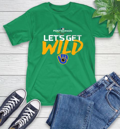 Brewers Wild Card T-Shirt 7