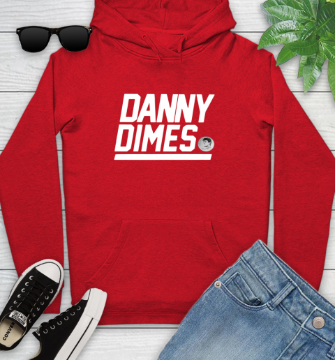 Danny Dimes Ny Giants Youth Hoodie 12
