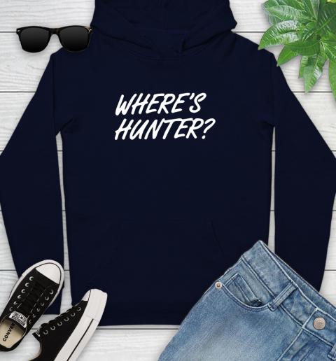 Where Is Hunter Youth Hoodie 3