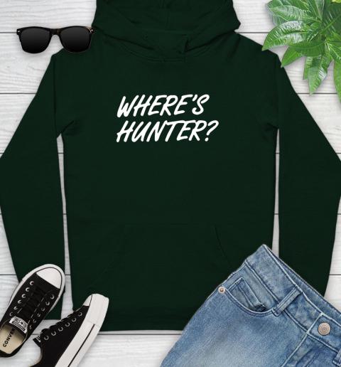 Where Is Hunter Youth Hoodie 14