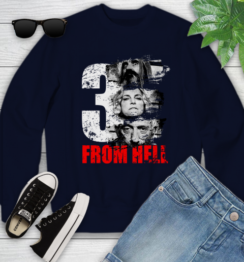 3 From Hell Youth Sweatshirt 2