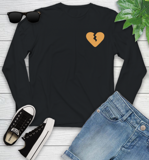 Marcus Lemonis broken heart Youth Long Sleeve 2