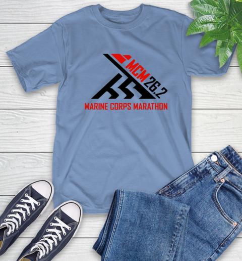 2018 Marine Corps Marathon T-Shirt 11