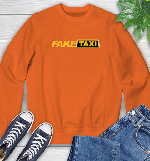 Fake taxi Sweatshirt 4