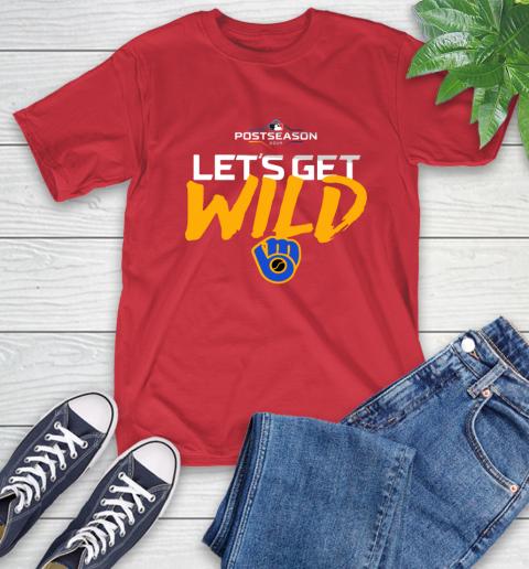 Brewers Wild Card T-Shirt 11