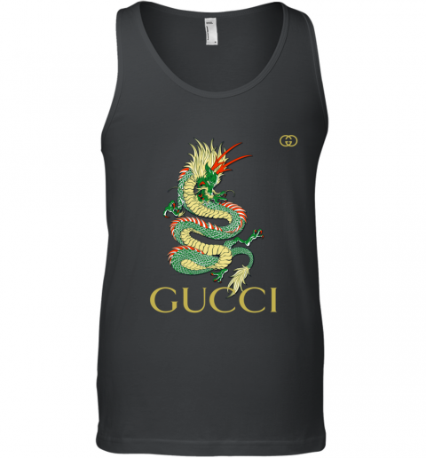 Gucci Dragon Premium Tank Top