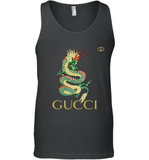 Gucci Dragon Premium Tank Top