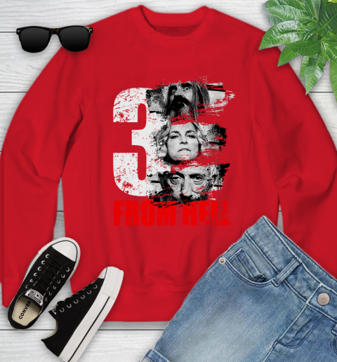 3 From Hell Youth Sweatshirt 8