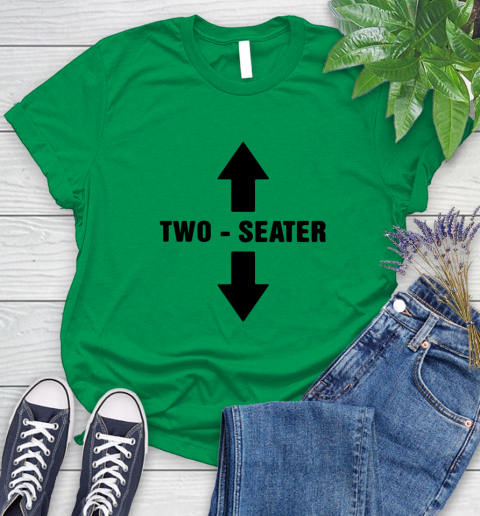 Two Seater Women's T-Shirt 4