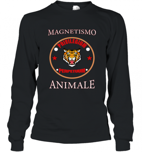 Gucci Magnetismo Animale Long Sleeve T-Shirt