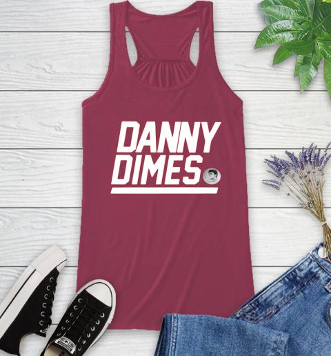 Danny Dimes Ny Giants Racerback Tank 7