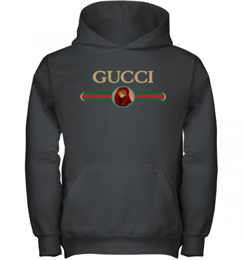 Gucci x Lion King Simba Youth Hoodie