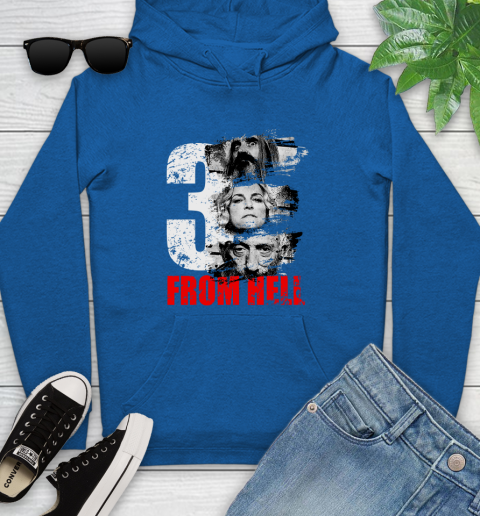 3 From Hell Youth Hoodie 11