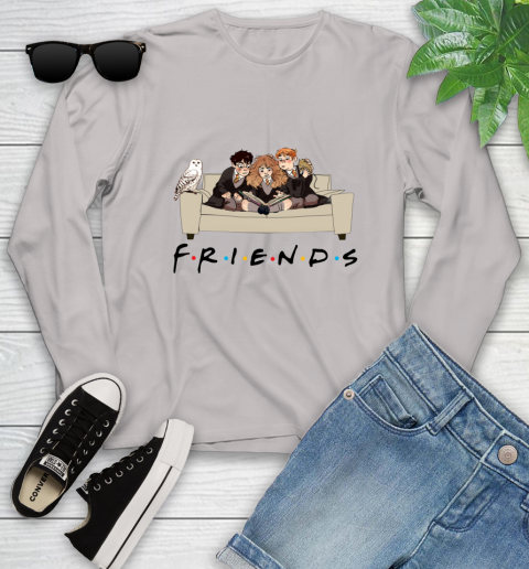 Harry Potter Ron And Hermione Friends Shirt Youth Long Sleeve 18