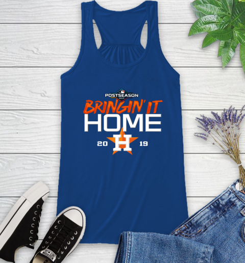 Bringing It Home Astros Racerback Tank 8
