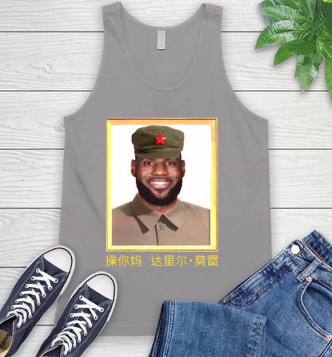 Barstool Lebron James China Tank Top 3