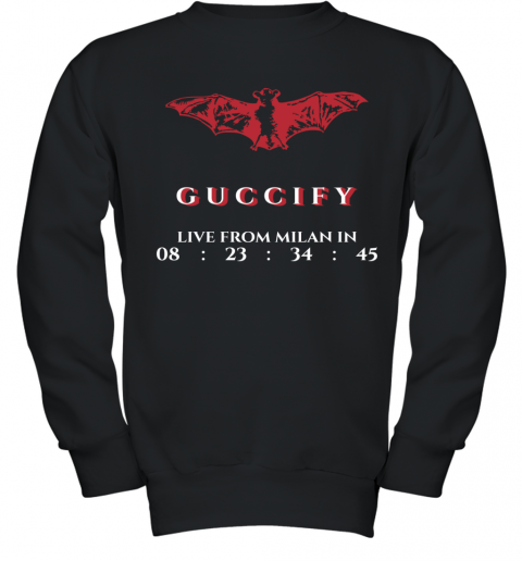 Gucci Bat Limited Edition Youth Sweatshirt
