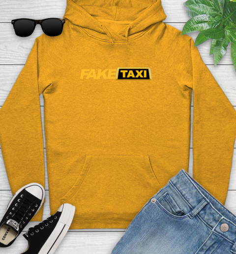 Fake taxi Youth Hoodie 3