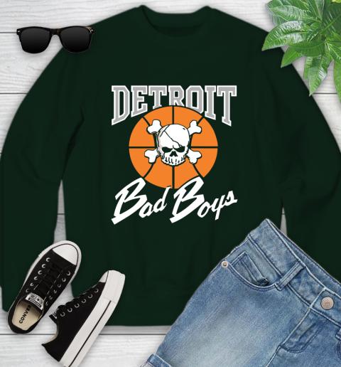 Detroit Bad Boys Youth Sweatshirt 9