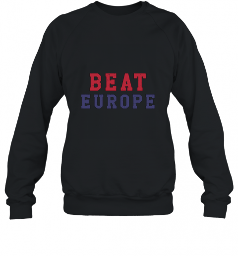 Beat Europe Golf T Shirt Sweatshirt