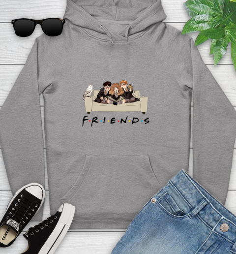 Harry Potter Ron And Hermione Friends Shirt Youth Hoodie 4