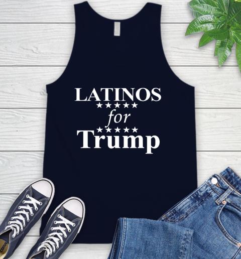 Latinos For Trump Tank Top 2