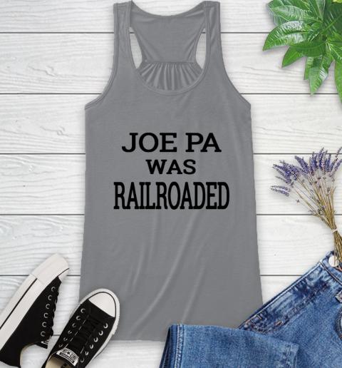 Penn state shirt controversy Racerback Tank 3