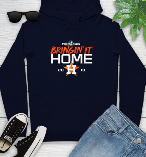 Bringing It Home Astros Youth Hoodie 3