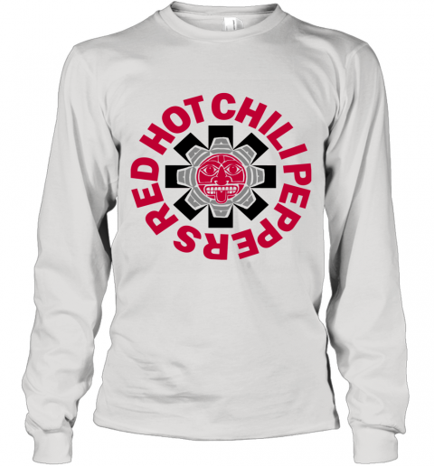 1991 RED HOT CHILI PEPPERS Long Sleeve T-Shirt