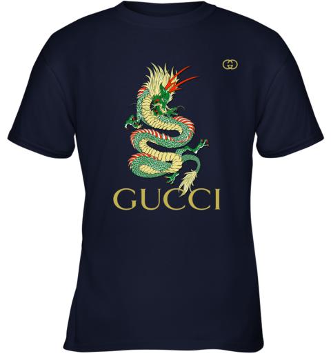 Gucci Dragon Premium Youth T-Shirt