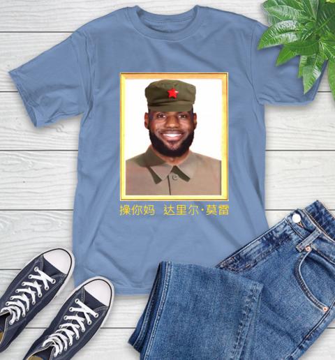 Barstool Lebron James China T-Shirt 12