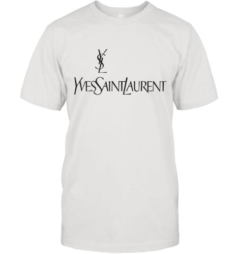 ysl v neck T-Shirt