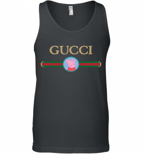 Peppa Pig Gucci Tank Top