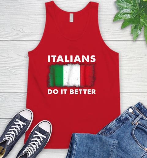 Italians Do It Better Tank Top 5