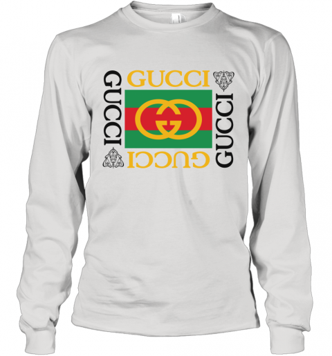 Gucci Lion Limited Edition Long Sleeve T-Shirt
