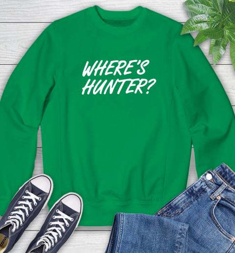 Where Is Hunter Sweatshirt 7