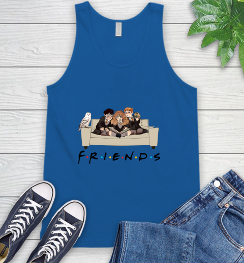 Harry Potter Ron And Hermione Friends Shirt Tank Top 3